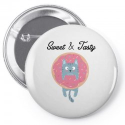 sweet and tasty Pin-back button | Artistshot
