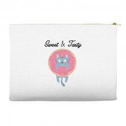 sweet and tasty Accessory Pouches | Artistshot