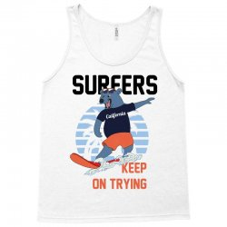 surfers keep on trying Tank Top | Artistshot