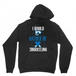 i would rather be snorkeling Unisex Hoodie | Artistshot