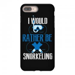 i would rather be snorkeling iPhone 8 Plus Case | Artistshot