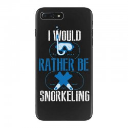 i would rather be snorkeling iPhone 7 Plus Case | Artistshot
