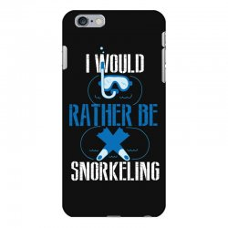 i would rather be snorkeling iPhone 6 Plus/6s Plus Case | Artistshot