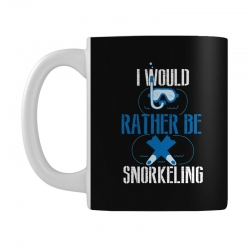 i would rather be snorkeling Mug | Artistshot