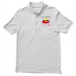 yes, i put butter in my coffee Polo Shirt | Artistshot