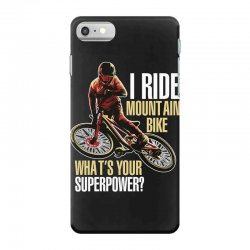 i ride mountain bike iPhone 7 Case | Artistshot