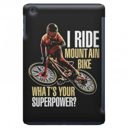 i ride mountain bike iPad Mini Case | Artistshot
