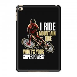 i ride mountain bike iPad Mini 4 Case | Artistshot