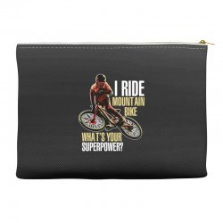 i ride mountain bike Accessory Pouches | Artistshot