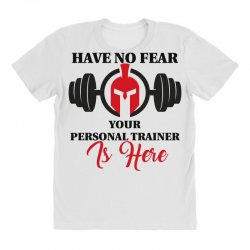 have no fear your personal trainer is here All Over Women's T-shirt   Artistshot