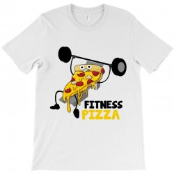 fitness pizza T-Shirt | Artistshot