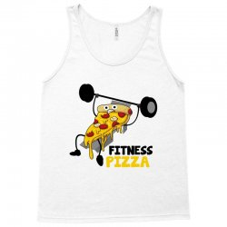 fitness pizza Tank Top | Artistshot