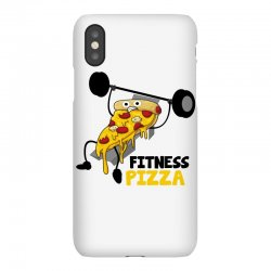fitness pizza iPhoneX Case | Artistshot