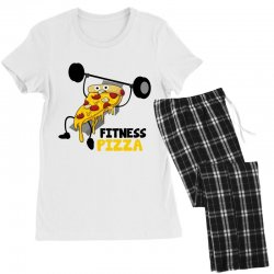 fitness pizza Women's Pajamas Set | Artistshot