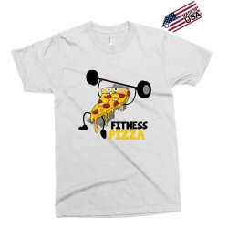 fitness pizza Exclusive T-shirt | Artistshot
