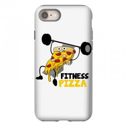 fitness pizza iPhone 8 Case | Artistshot