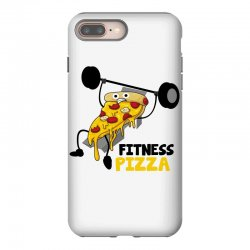 fitness pizza iPhone 8 Plus Case | Artistshot