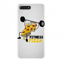 fitness pizza iPhone 7 Plus Case | Artistshot