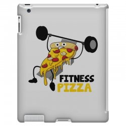 fitness pizza iPad 3 and 4 Case | Artistshot