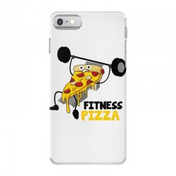 fitness pizza iPhone 7 Case | Artistshot