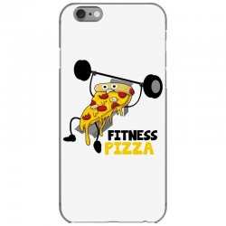 fitness pizza iPhone 6/6s Case | Artistshot