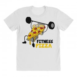 fitness pizza All Over Women's T-shirt | Artistshot