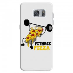 fitness pizza Samsung Galaxy S7 Case | Artistshot