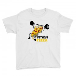 fitness pizza Youth Tee | Artistshot