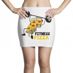 fitness pizza Mini Skirts | Artistshot