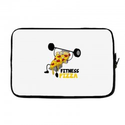 fitness pizza Laptop sleeve | Artistshot