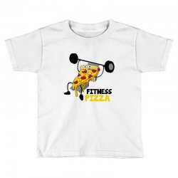 fitness pizza Toddler T-shirt | Artistshot