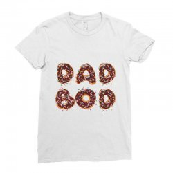 dad boo Ladies Fitted T-Shirt | Artistshot