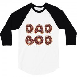 dad boo 3/4 Sleeve Shirt | Artistshot