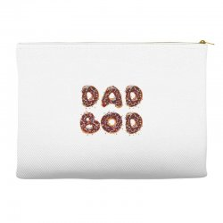 dad boo Accessory Pouches | Artistshot
