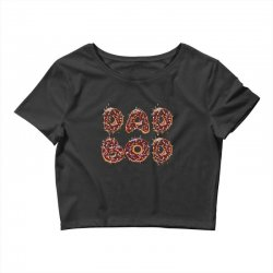 dad boo Crop Top | Artistshot