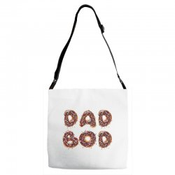dad boo Adjustable Strap Totes | Artistshot