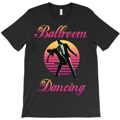 Ballroom Dancing T-shirt Designed By Wizarts