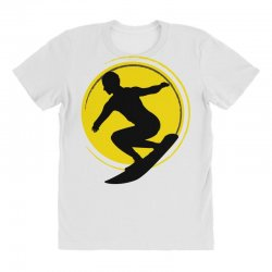 surfing girl All Over Women's T-shirt | Artistshot