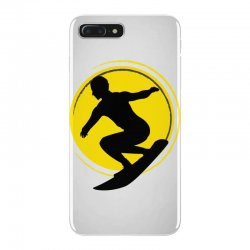 surfing girl iPhone 7 Plus Case | Artistshot