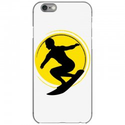 surfing girl iPhone 6/6s Case | Artistshot