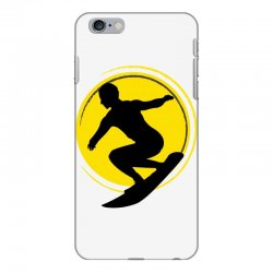 surfing girl iPhone 6 Plus/6s Plus Case | Artistshot