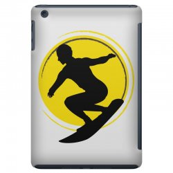 surfing girl iPad Mini Case | Artistshot
