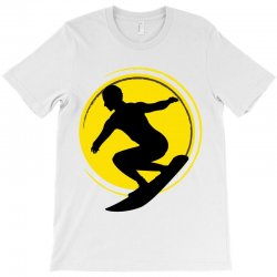 surfing girl T-Shirt | Artistshot