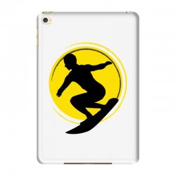 surfing girl iPad Mini 4 Case | Artistshot
