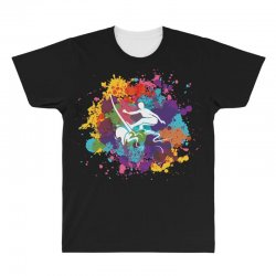 surfing All Over Men's T-shirt | Artistshot