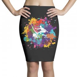 surfing Pencil Skirts | Artistshot