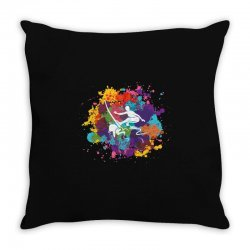 surfing Throw Pillow | Artistshot