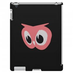 pink owl iPad 3 and 4 Case | Artistshot