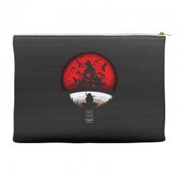 red moon naruto Accessory Pouches | Artistshot
