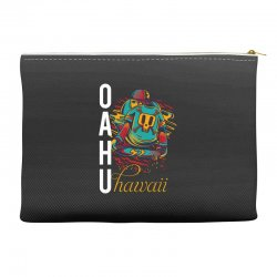 oahu hawaii Accessory Pouches | Artistshot